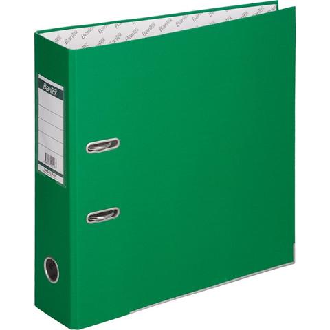 Папка-регистратор Bantex Economy Plus 80 мм зеленая