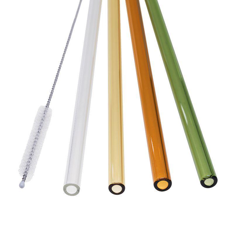 Набор стеклянных трубочек ZEERO