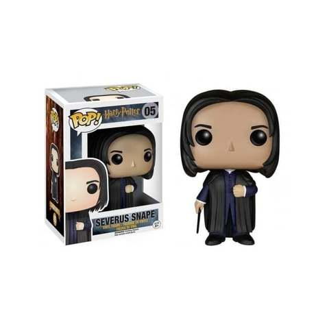 Funko Pop! Harry Potter: Severus Snape ||  Северус Снэйп