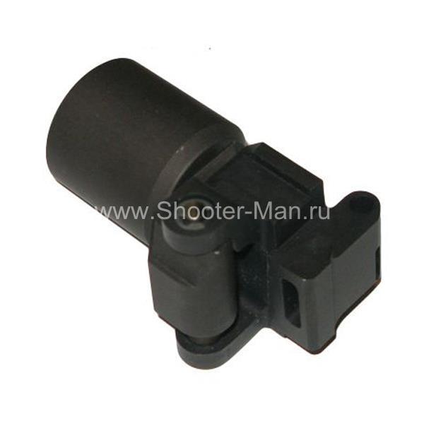 Складной адаптер для установки телескопических прикладов Military Equipment