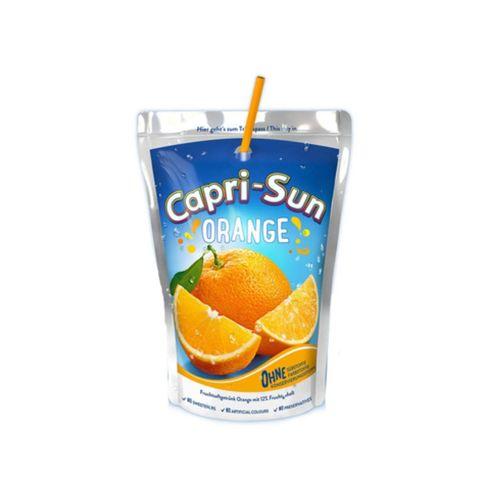 Сок Capri-Sun Апельсин 0,2 л ДП ГЕРМАНИЯ