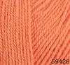 Пряжа Himalaya DOLCE MERINO 59428 (абрикос)