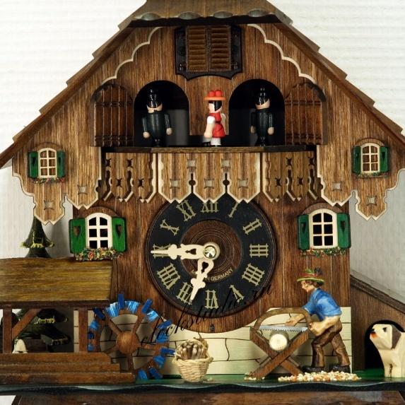 Часы с кукушкой Engstler 4488QMT