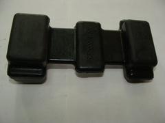 Подушка рессор 452 (резина)