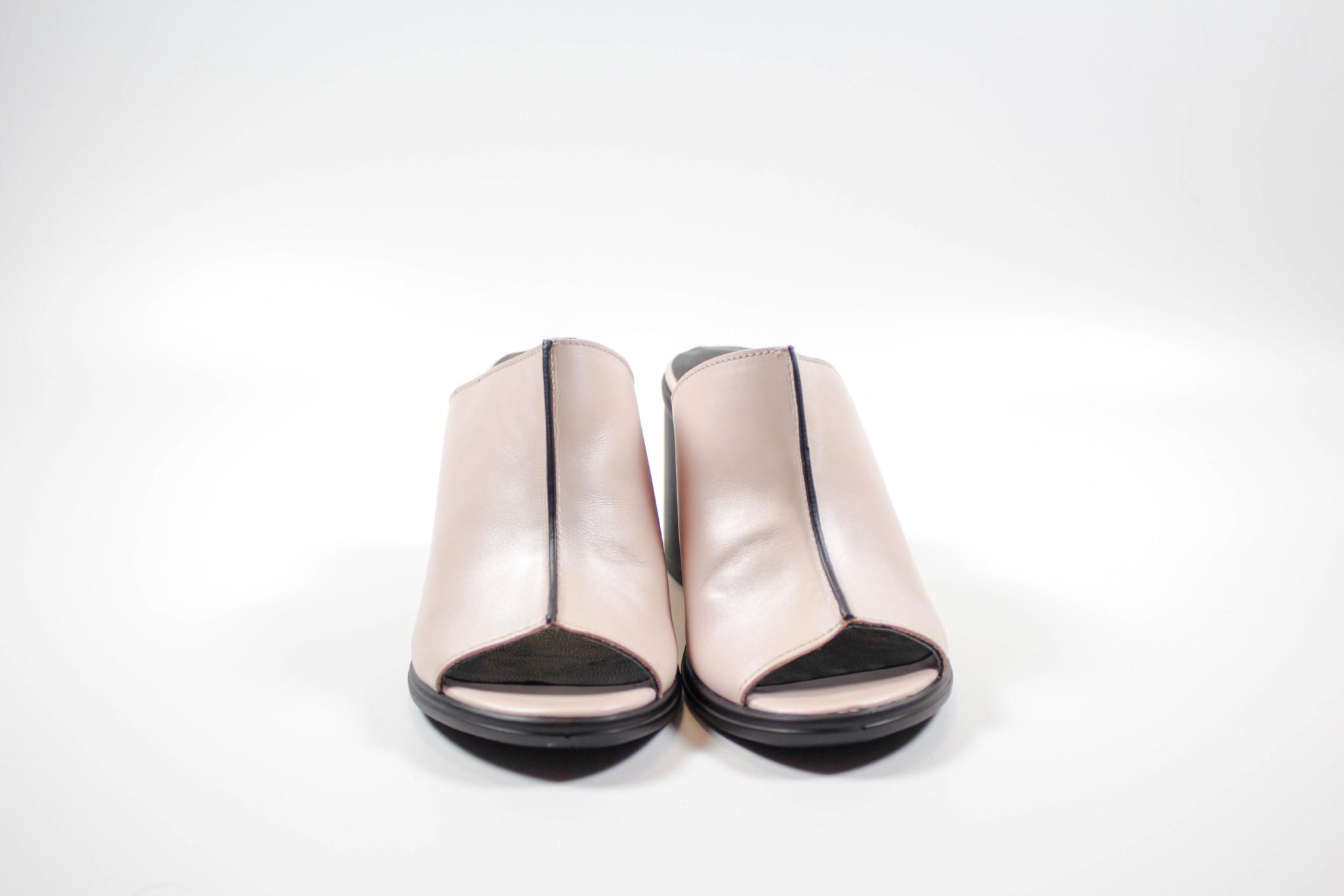 розовые сабо Donna Ricco