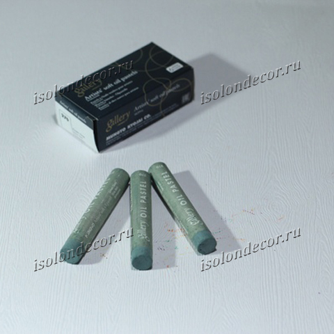 Зелёно-серый
