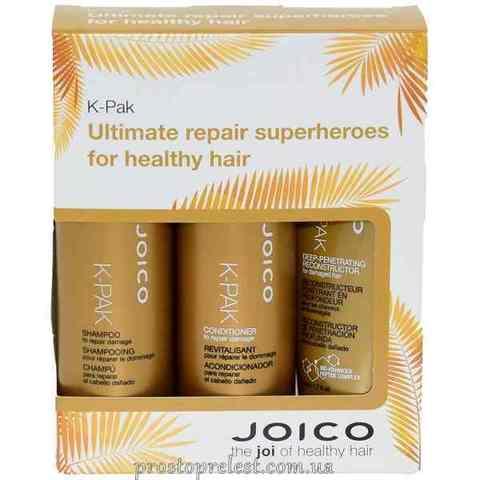 Joico K-Pak Travel Set - Дорожній набір для волосся