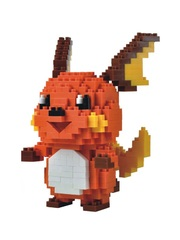 Конструктор Wisehawk & LNO Покемон Райчу 355 деталей NO. 236 Raichu Pokemon Gift Series