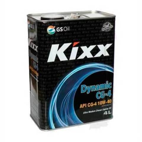 L525544TE1 Kixx HD1 CG-4 10W-40 полусинтетическое моторное масло (4 литра)купить на  официальном сайте партнера ht-oil.ru