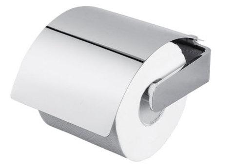 Держатель для туалетной бумаги с крышкой AM-PM Inspire A50341400