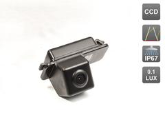 Камера заднего вида для Ford Fiesta VI Avis AVS326CPR (#016)