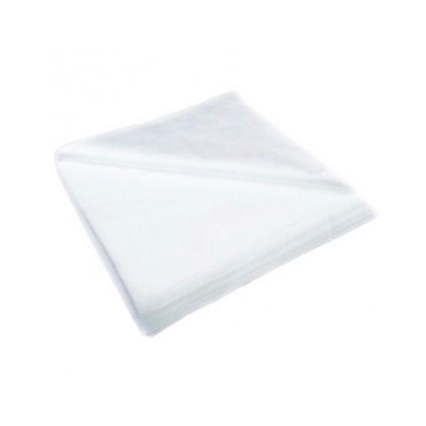 Салфетка спанлейс белый 20х20 см 100 шт/упк