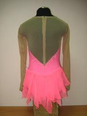 Платье на выступление Pk-1349