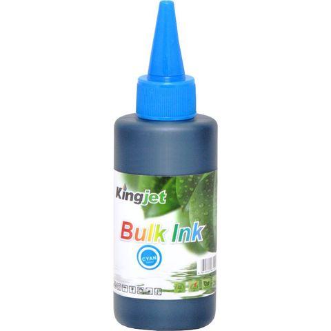 Чернила Пигментные KingJet@ Epson Universal Pigment Ink CJDP006.100C 100мл., голубой (cyan). - купить в компании MAKtorg