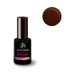 Fantasy Nails Stylist, Гель-лак № 041 Coffee Souffle, 8 мл