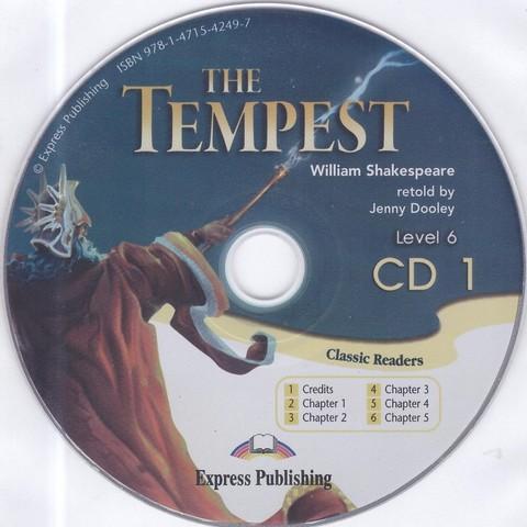 THE TEMPEST. Advanced (10-11 класс). Комплект из 2х аудио-дисков