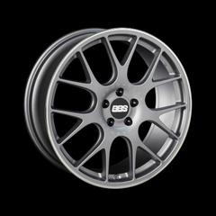 Диск колесный BBS CH-R 9x18 5x120 ET44 CB82.0 satin titanium
