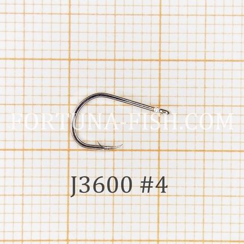Крючок Akula Japan J3600 (Iseama) 100 шт
