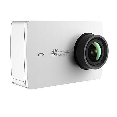 YI 4K Action Camera International (White)