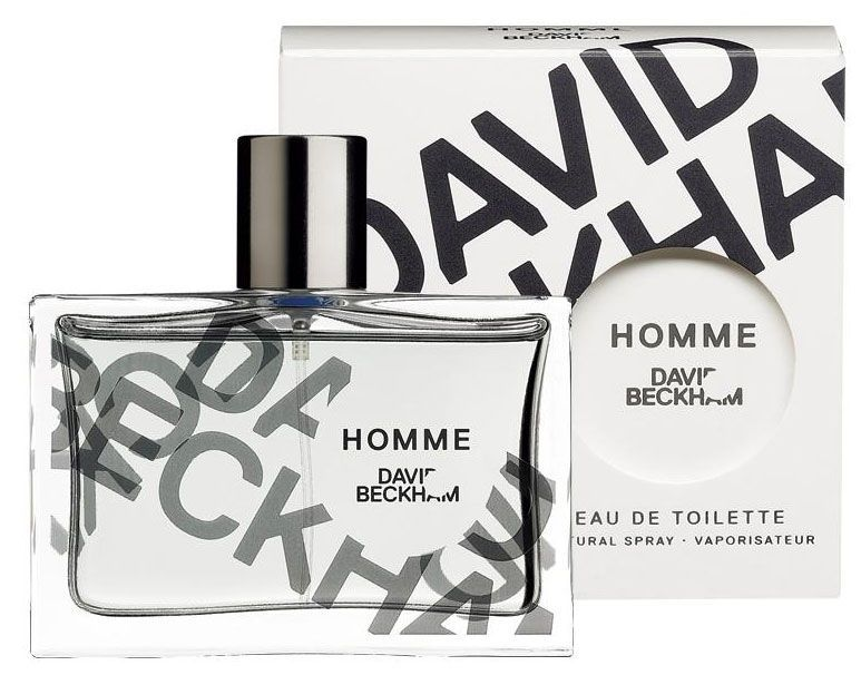 David Beckham Homme EDT