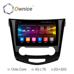 Штатная магнитола на Android 6.0 для Nissan X-Trail 3 Ownice C500+ S1667P