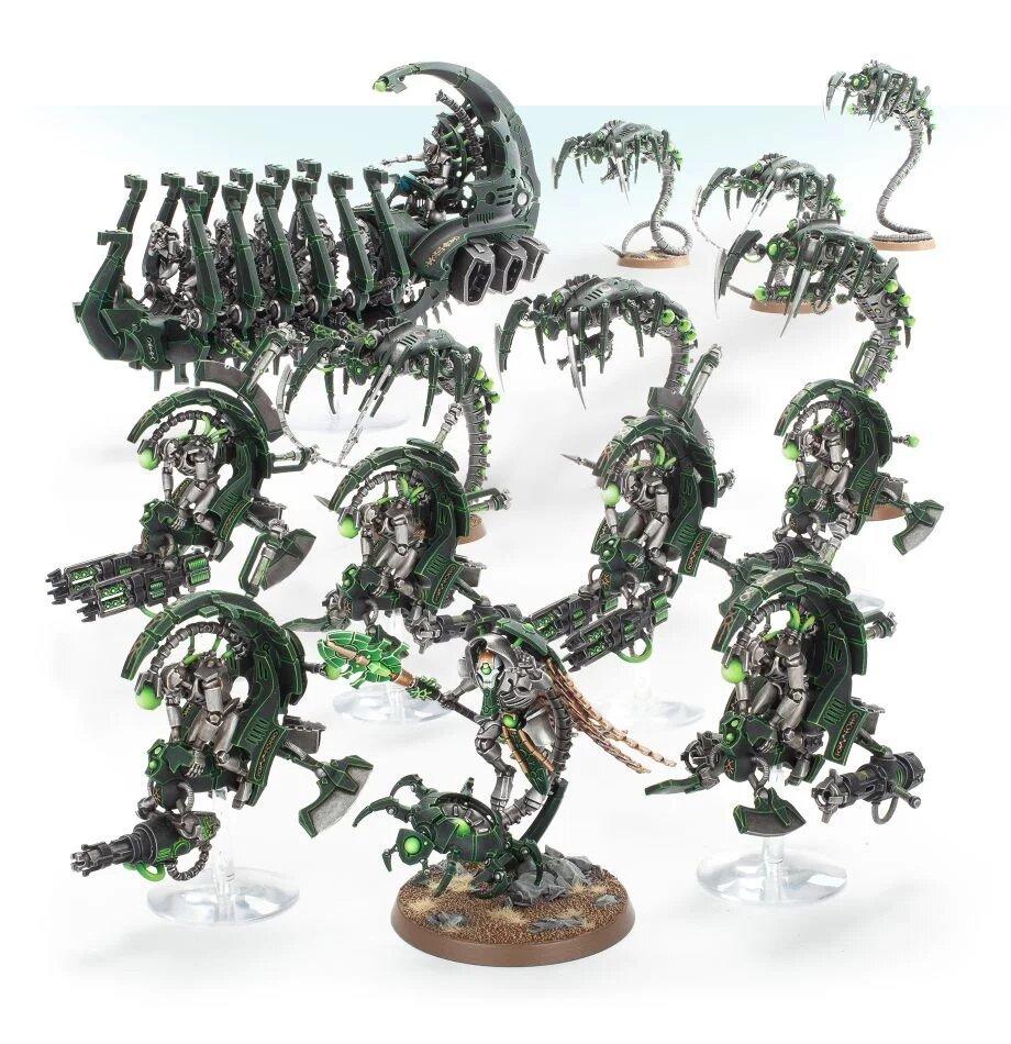 Necrons Outrider Detachment