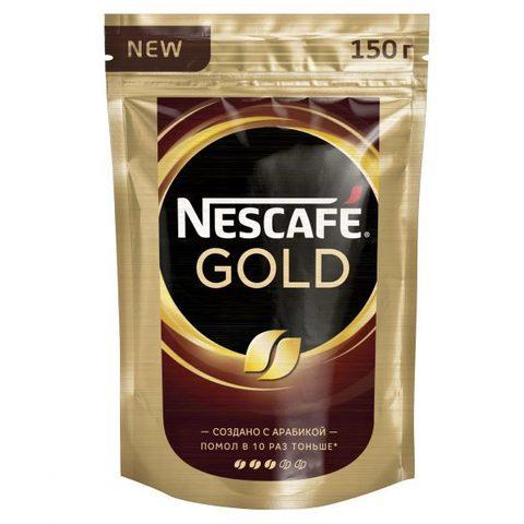 Кофе Nescafe GOLD 150 гр.