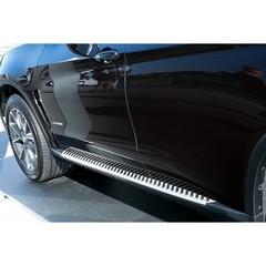 Боковые пороги OE-STYLE, BMW X5 (2014+)