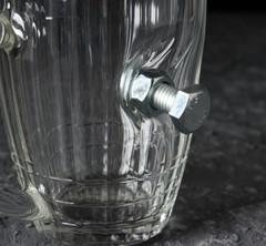 Кружка Непробиваемая с болтом, для пива, 500 мл, фото 2