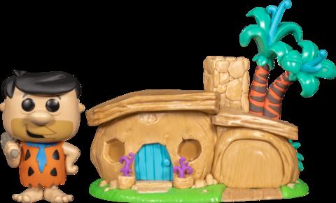 Fred Flintstone With House Funko Pop! Vinyl Figure || Фред Флинстоун Вместе с Домом