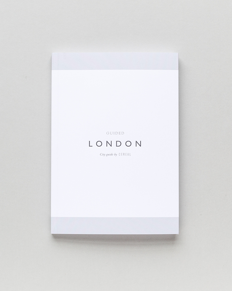 Cereal London Guide