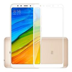 Защитное стекло 2.5D Xiaomi Redmi Note 5 / Note 5 Pro (Белое)