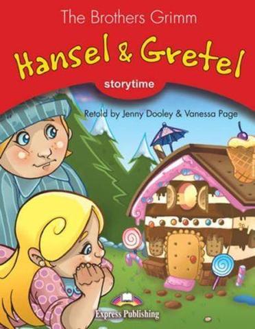 Hansel & Gretel. Книга для чтения. Stage 2 (2-3 классы)