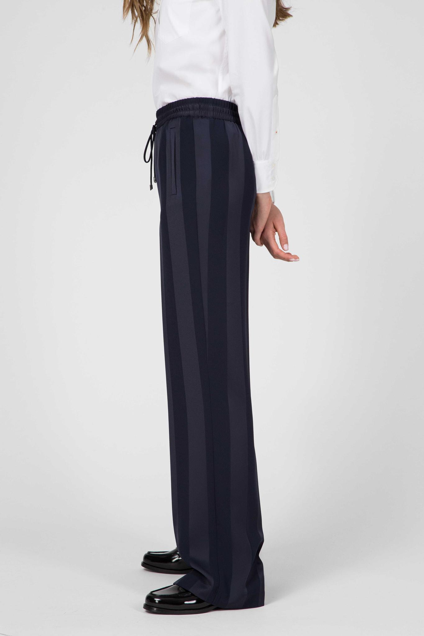 Женские темно-синие брюки FIFI Tommy Hilfiger