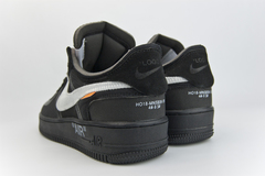 кроссовки Nike Air Force 1 Low x Off-White Triple Black