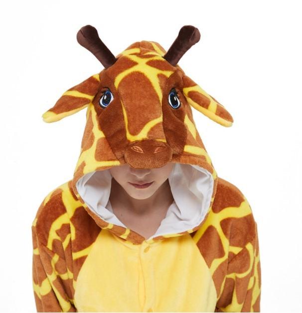 Пижамы кигуруми Жираф (коричневый) Screenshot_5.jpg