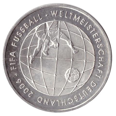 10 евро 2005 год Чемпионат мира по футболу 2006 год, Германия
