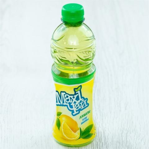Чай холодный MAXI зеленый Лимон 0,475 л КАЗАХСТАН