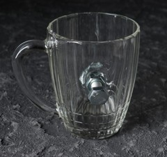 Кружка Непробиваемая с болтом, для пива, 500 мл, фото 4