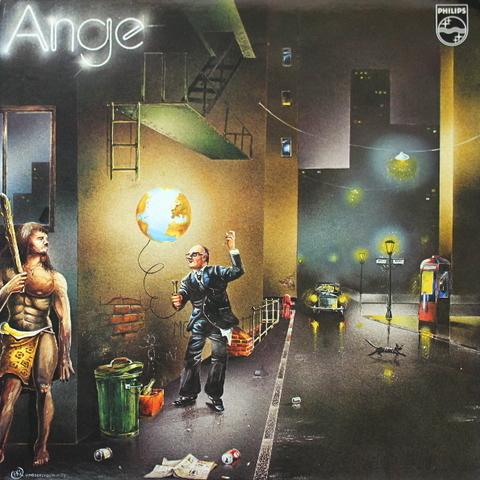Ange / Guet-Apens (LP)
