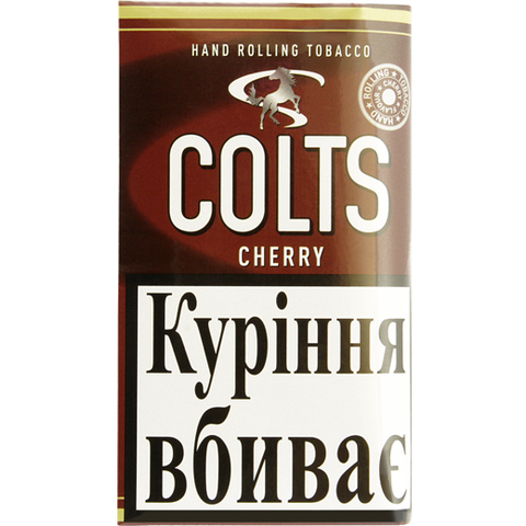 Табак для самокруток Colts Cherry