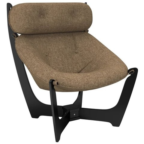 Кресло для отдыха Комфорт Модель 11 венге/Malta 17