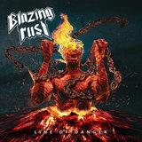 Blazing Rust / Line Of Danger (LP)