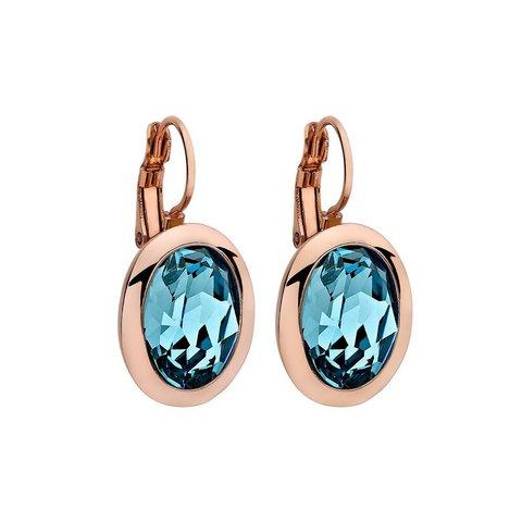 Серьги Tivola aquamarine 303017 BL/RG