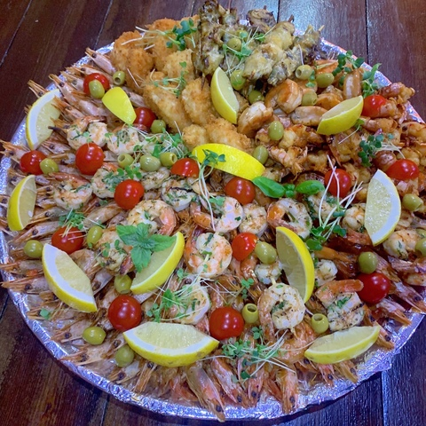 Королевский сет из  морепродуктов (4,5 кг)