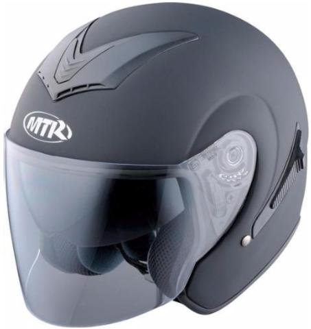 MTR DEMI-JET 3 (матовый, черный)