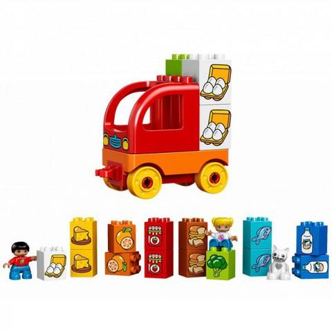 LEGO Duplo: Мой первый грузовик 10818 — My First Truck — Лего Дупло