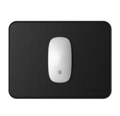 Коврик Satechi Eco Leather Mouse Pad для мыши, эко-кожа, черный