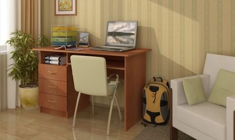 Стол письменный ПС-02 (с ящиками)