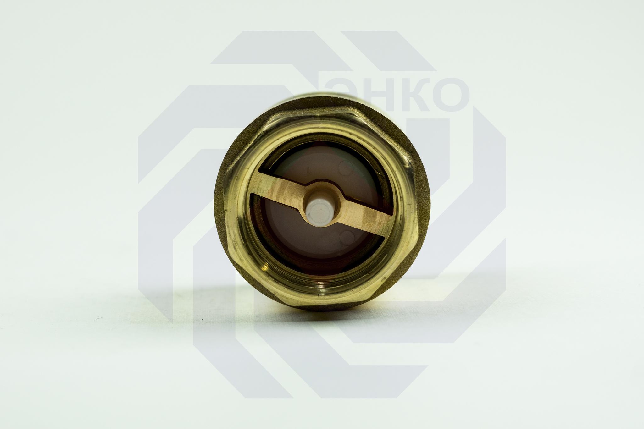 Клапан обратный ВР/ВР BUGATTI EURO 1000 1¼
